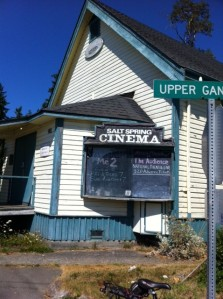 Salt Spring Cinema